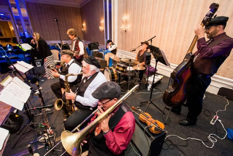 Photo of San Diego Bar Mitzvah band